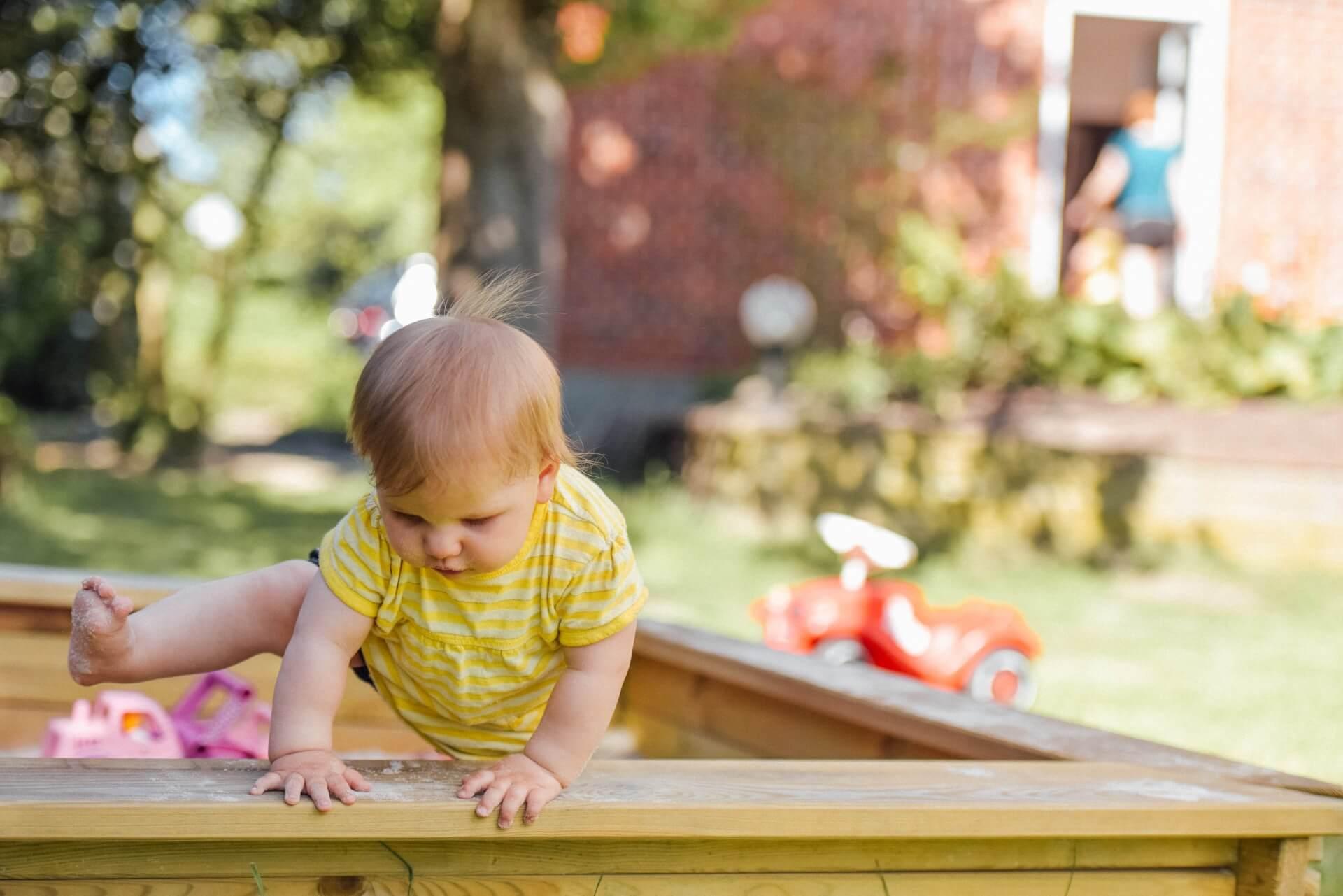 Rozvoj hrubé motoriky u dětí