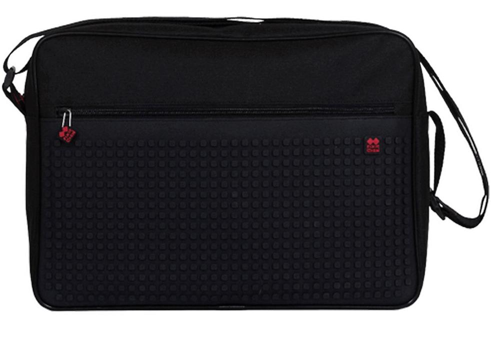 Pixelová taška přes rameno černá - výhra pro 3. místo