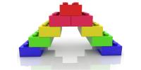LEGO je klasika v rozvoji jemné motoriky dětí