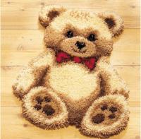 Tapiko medvídek na koberečku