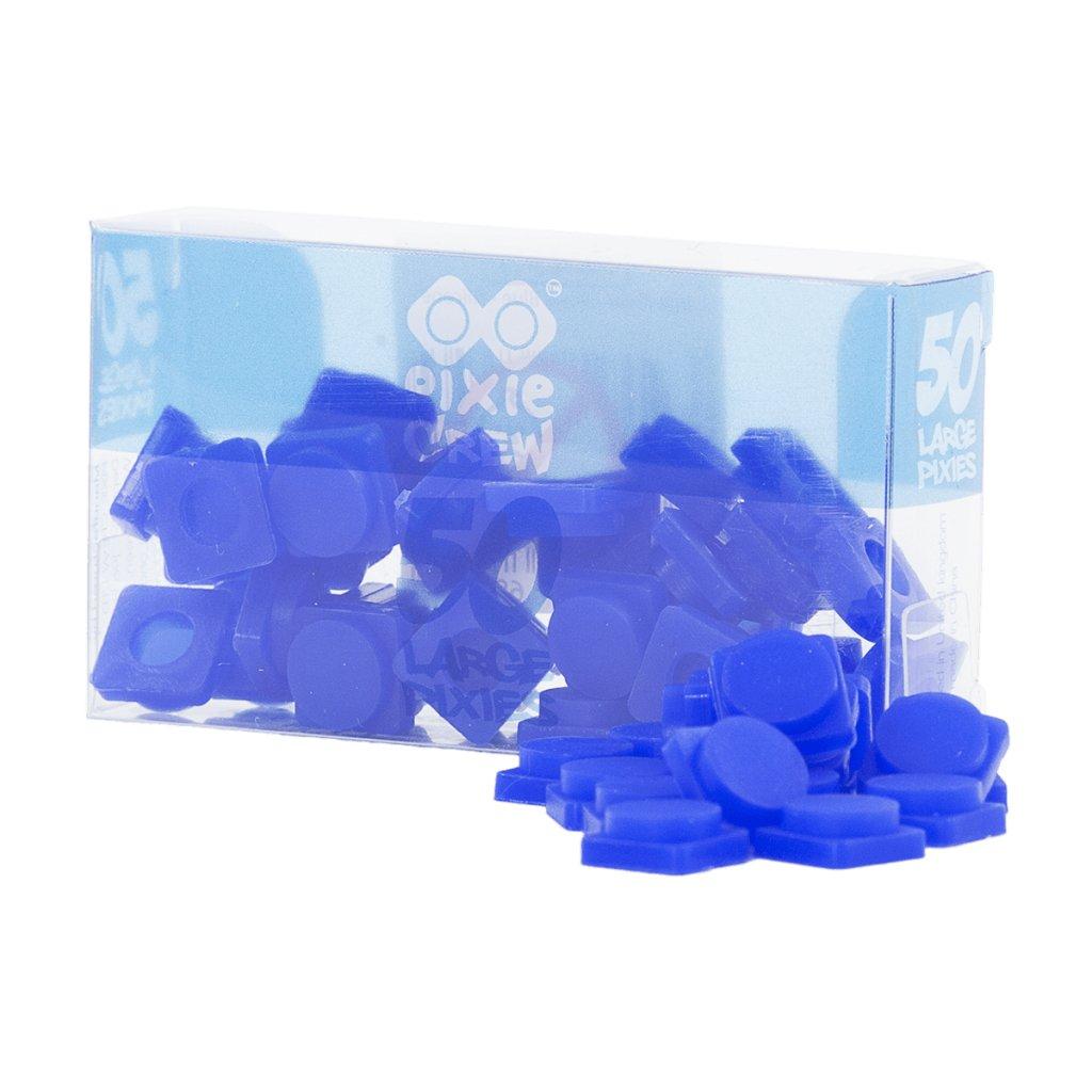 PIXIE CREW Velké pixely tmavě modré