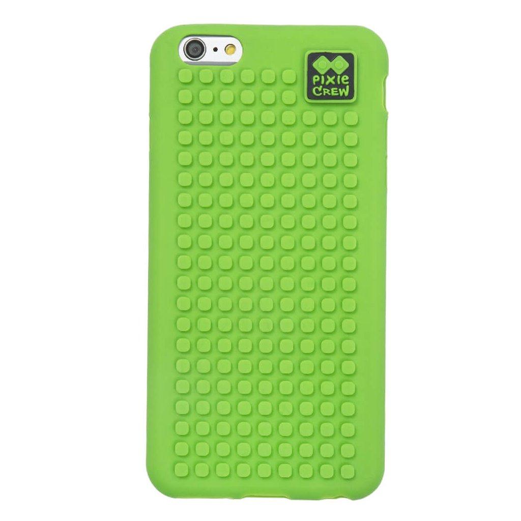 PIXIE CREW Pixelový kryt na iPhone 6 PLUS zelený