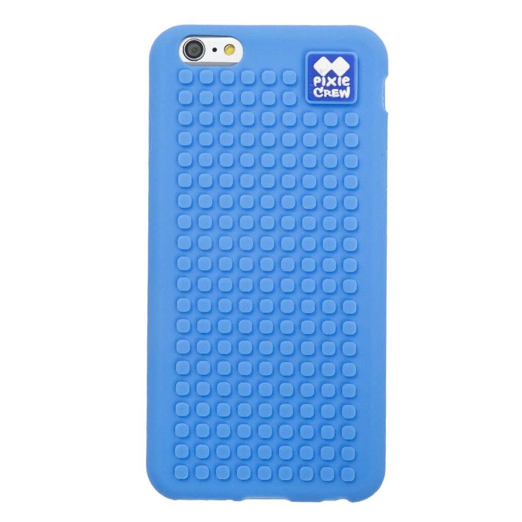 PIXIE CREW Pixelový kryt na iPhone 6 PLUS modrý