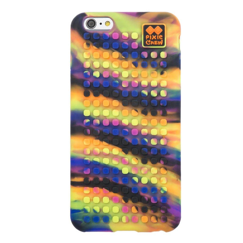 PIXIE CREW Pixelový kryt na iPhone 6 PLUS vícebarevný
