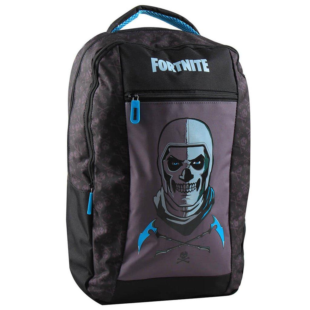 FORTNITE batoh se dvěmi kapsami a malou přední kapsou