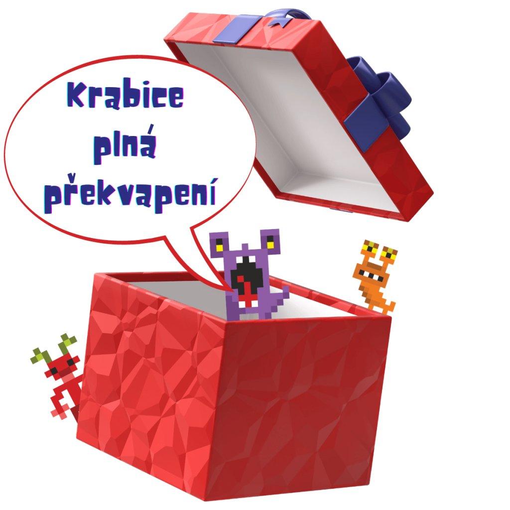 Krabice plná překvapení od PIXIE CREW