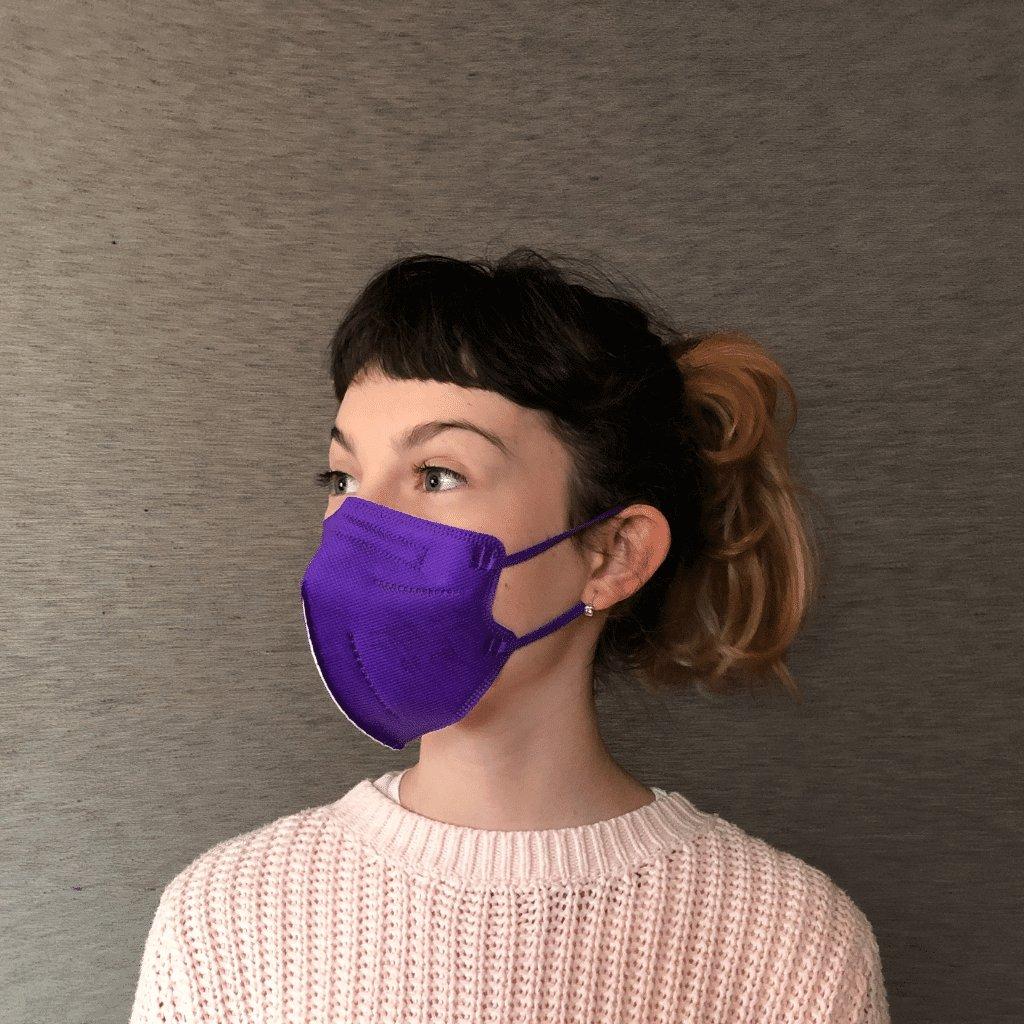 Detsky respirator FFP2 PXC 19 13 03
