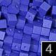 dřevěné pixely barva 4