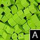 dřevěné pixely barva A