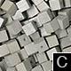 dřevěné pixely barva C