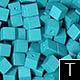 dřevěné pixely barva T