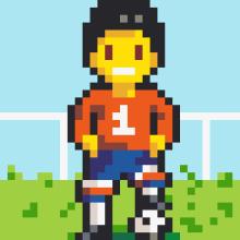 PIXUPIX_32x32_pixelart_fotbalista-footballer_01