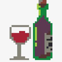 PIXUPIX_32x32_pixelart_vino-wine