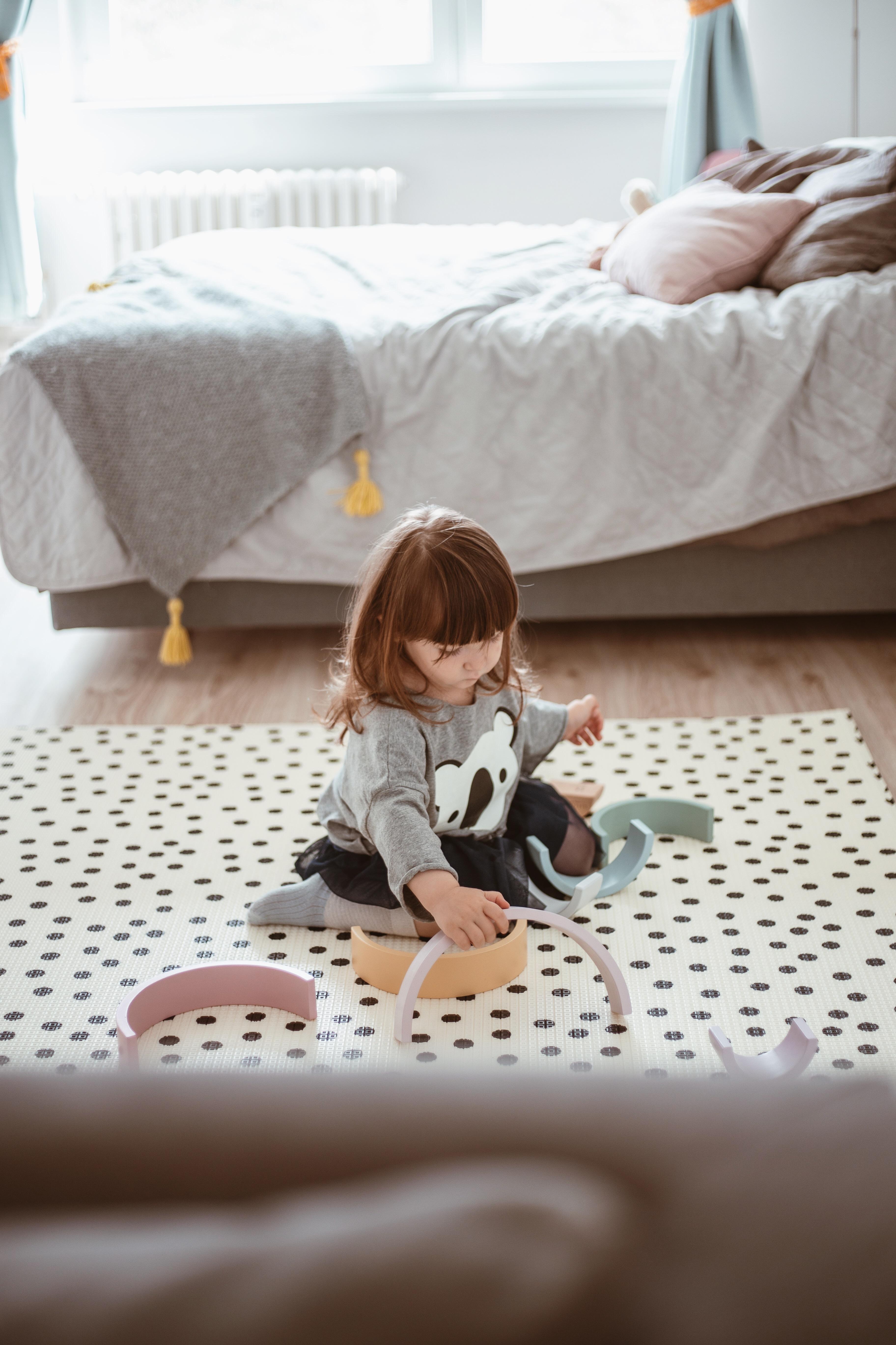 TEST: Podložka pre deti môže byť aj vkusná - poznáte takú?