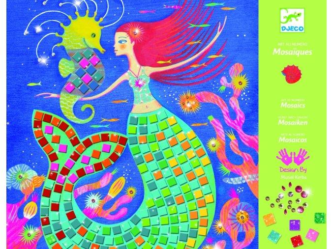 Djeco Mozaika - Pieseň morskej víly