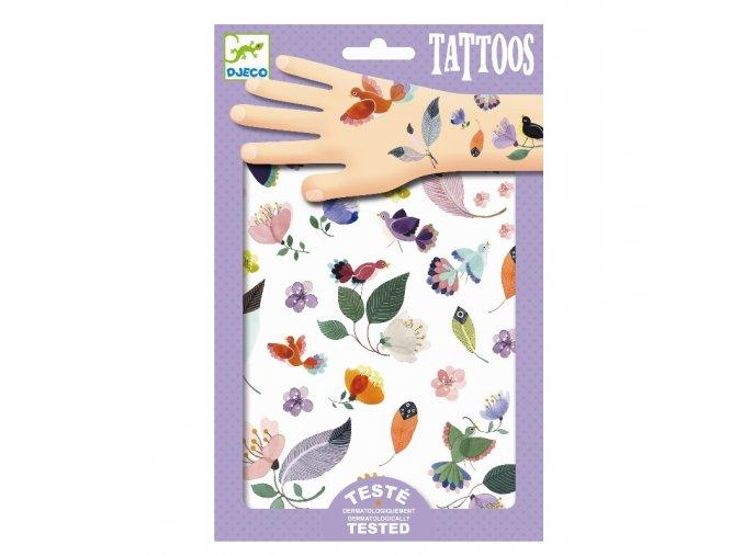 Djeco Tetovačky Lístočky vo vetre