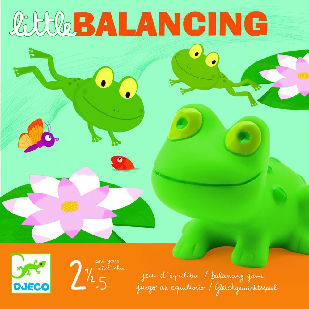 Djeco Žabky na leknách - Spoločenská hra pre najmenších