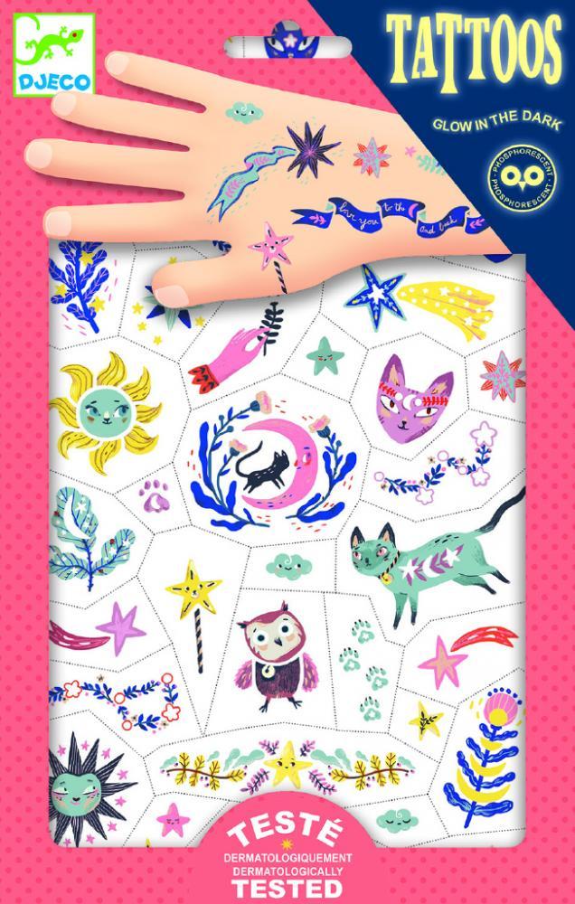 Djeco Tetovačky pre deti Sladké sny