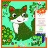 Vyškrabovačky - Zvieratká z lesa