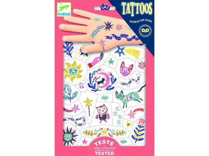 Djeco Tetování - Štastné sny