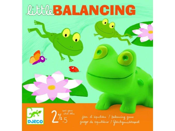 Djeco balanční hra Lekníny a žabky