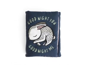 A Soft Daytime Book - Goodnight You, Goodnight Me  Látková knížka