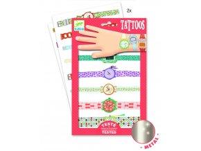 Djeco Tetování – Hodinky Wendy
