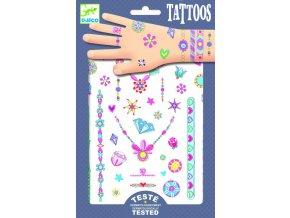 Djeco Tetování – Šperky Jenni