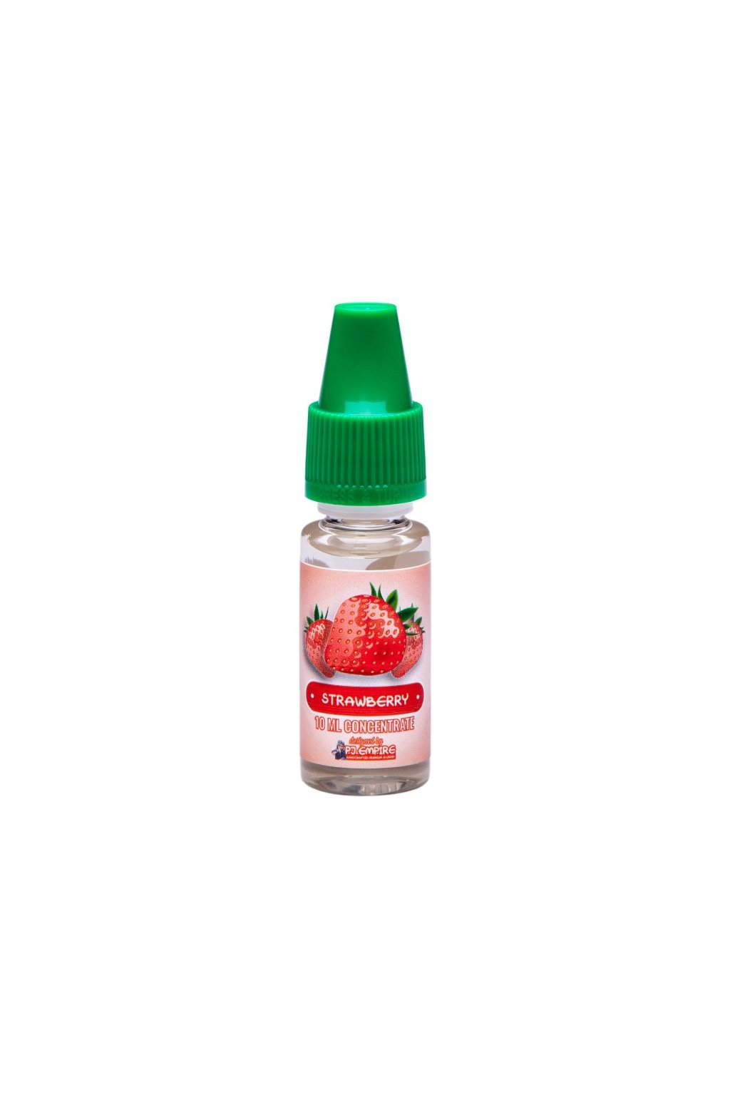 PJ Empire 10ml Straight Line Strawberry