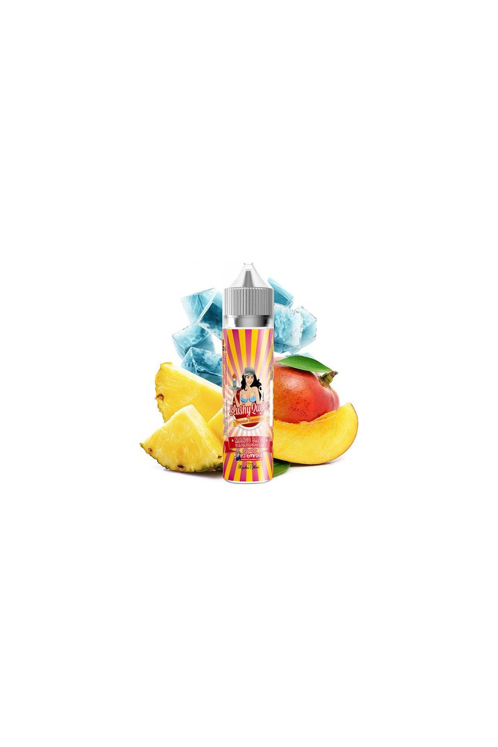 Příchuť PJ Empire 12ml Slushy Queen Mango Bango
