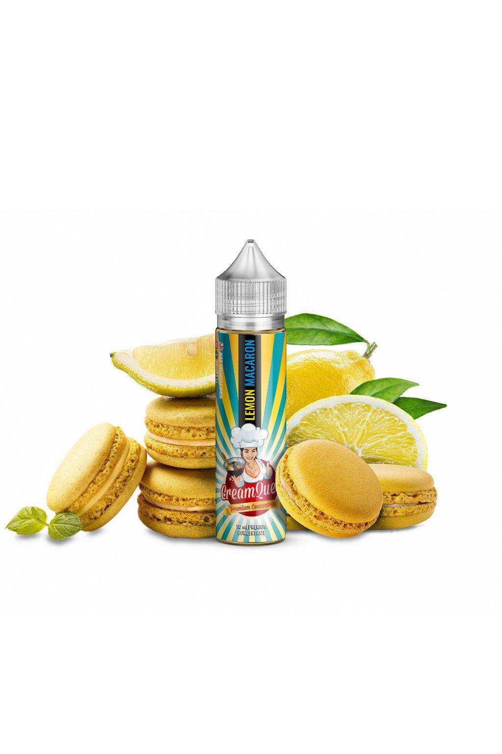 PJ Empire 10ml Cream Queen Lemon Macaron