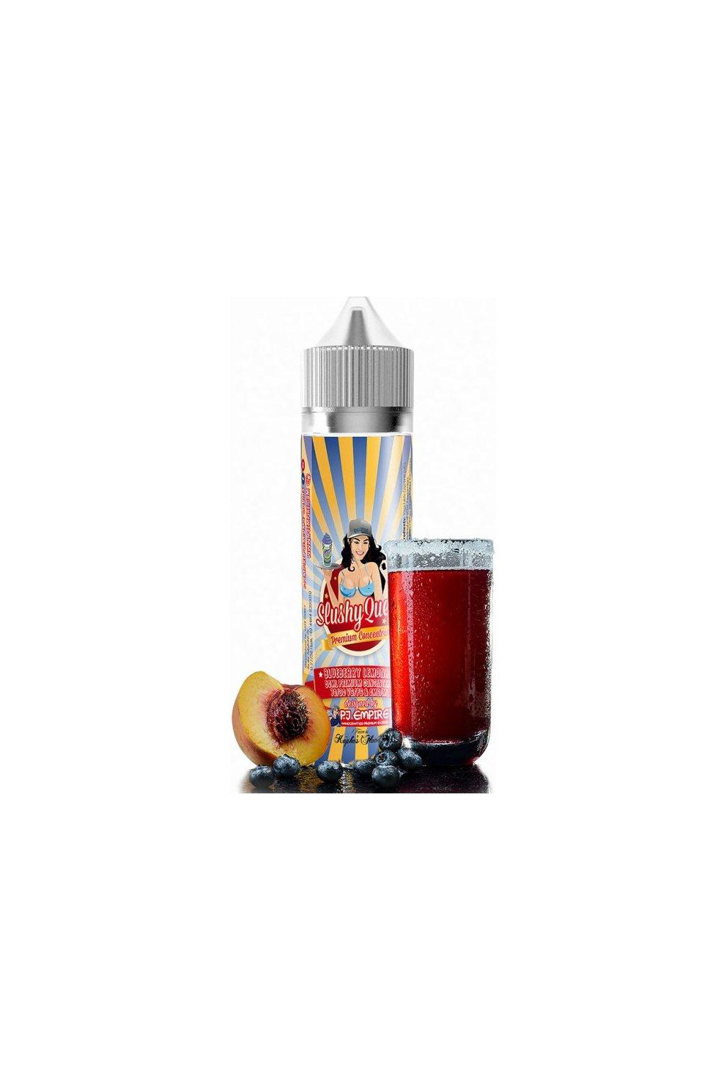 PJ Empire 12ml Slushy Queen Blueberry Lemonade