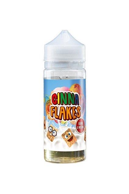 Příchuť PJ Empire 24ml Cream Queen Plus Cinna Flakes