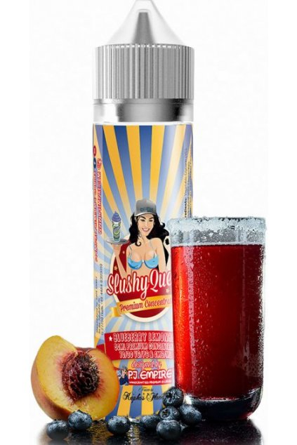 PJ Empire 12ml Slushy Queen Blueberry Lemonade