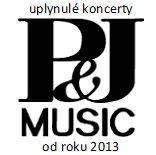 uplynulé koncerty od 2013
