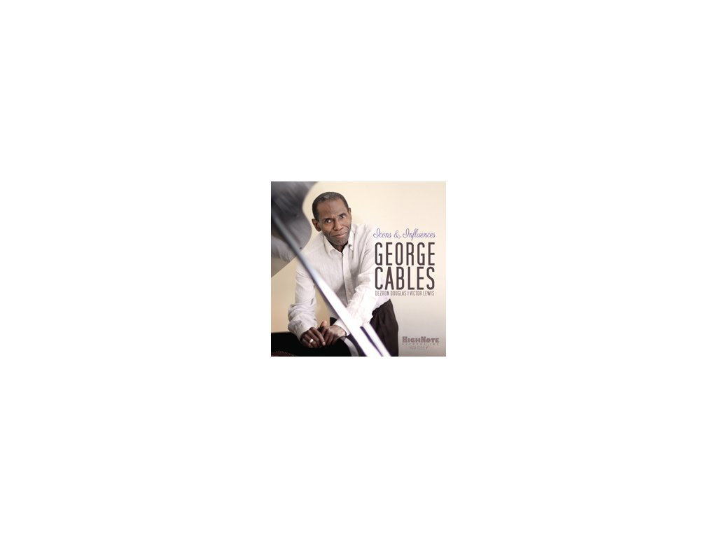 CD: George Cables - Icons and Influences