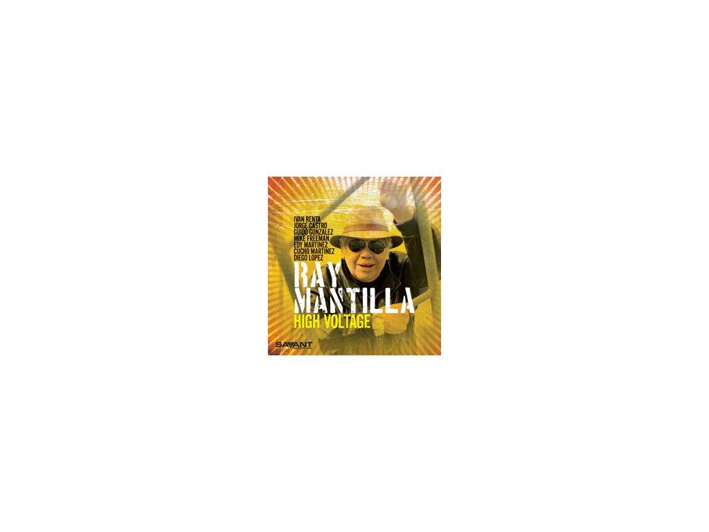 Ray Mantilla - High Voltage