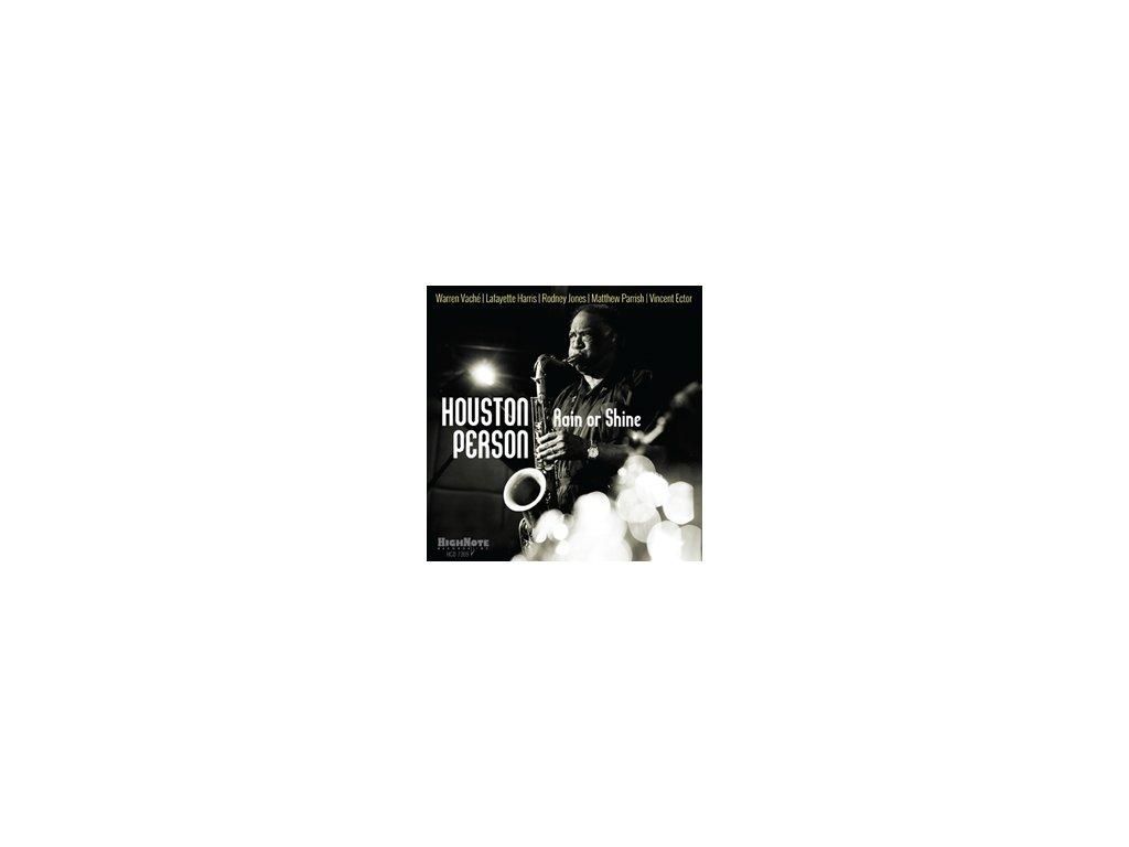 CD: Houston Person - Rain or Shine