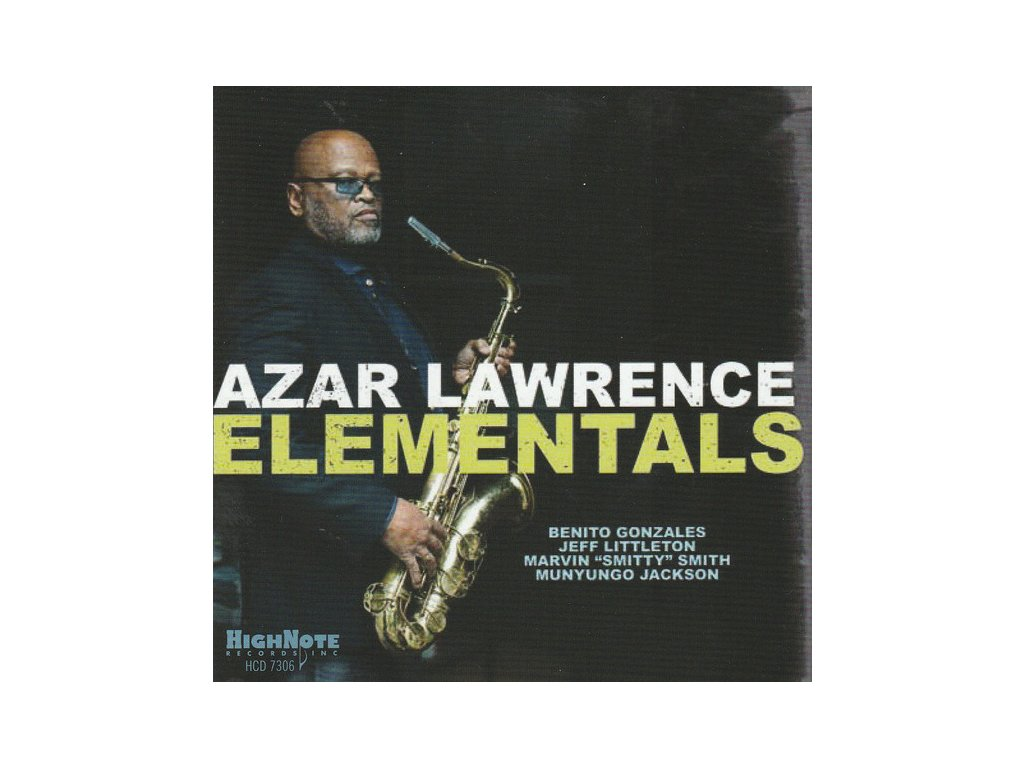 CD: Azar Lawrence - Elementals