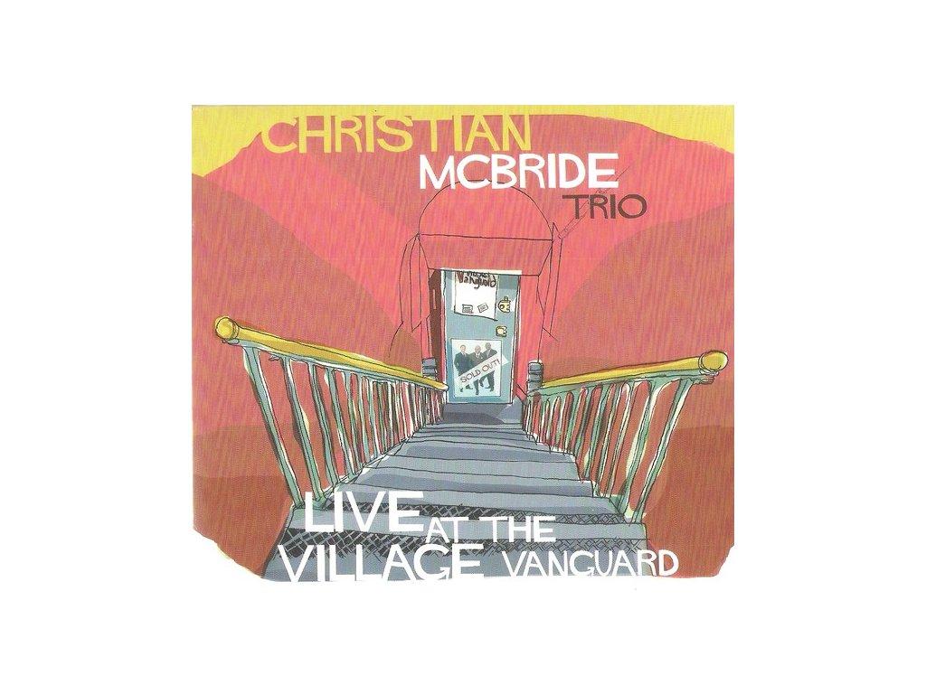 2LP: Christian McBride Trio – Live At The Village Vanguard