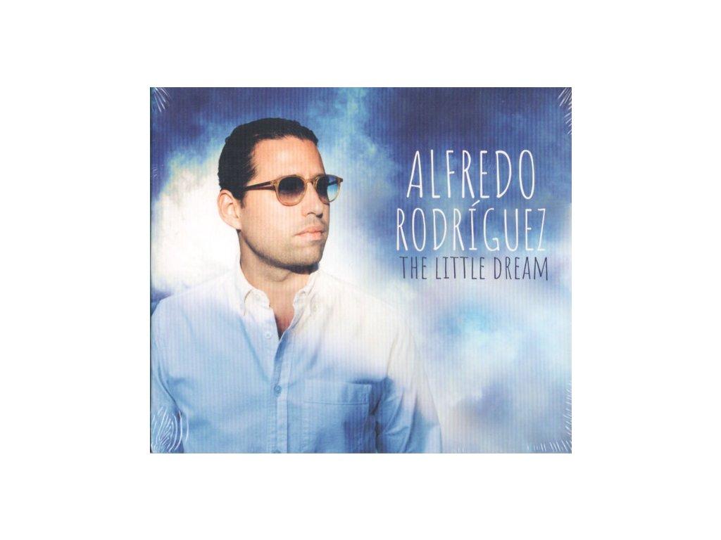 CD: Alfredo Rodríguez - The Little Dream
