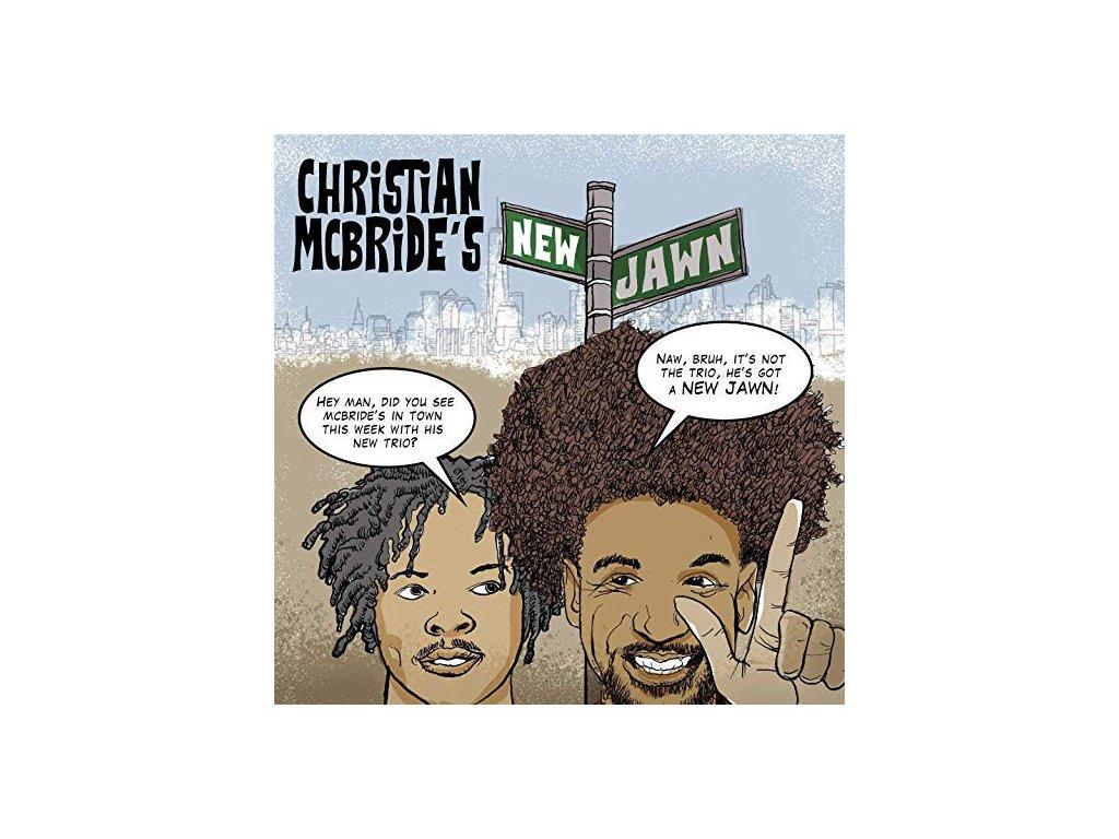 CD: Christian McBride – Christian McBride's New Jawn