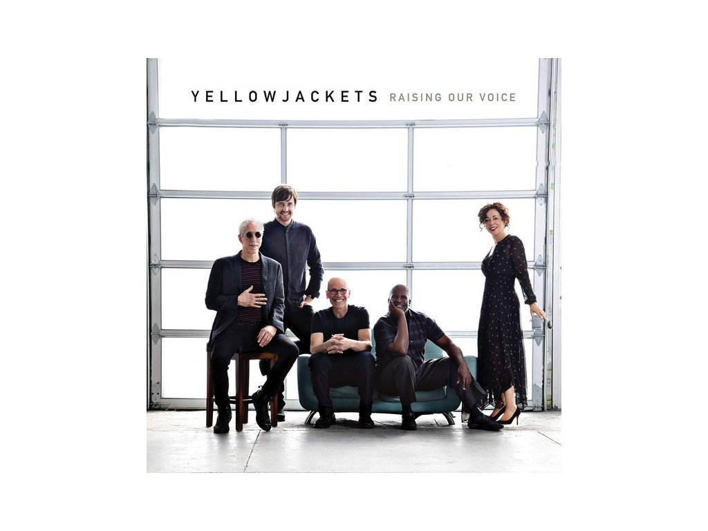 CD: Yellowjackets – Raising Our Voice