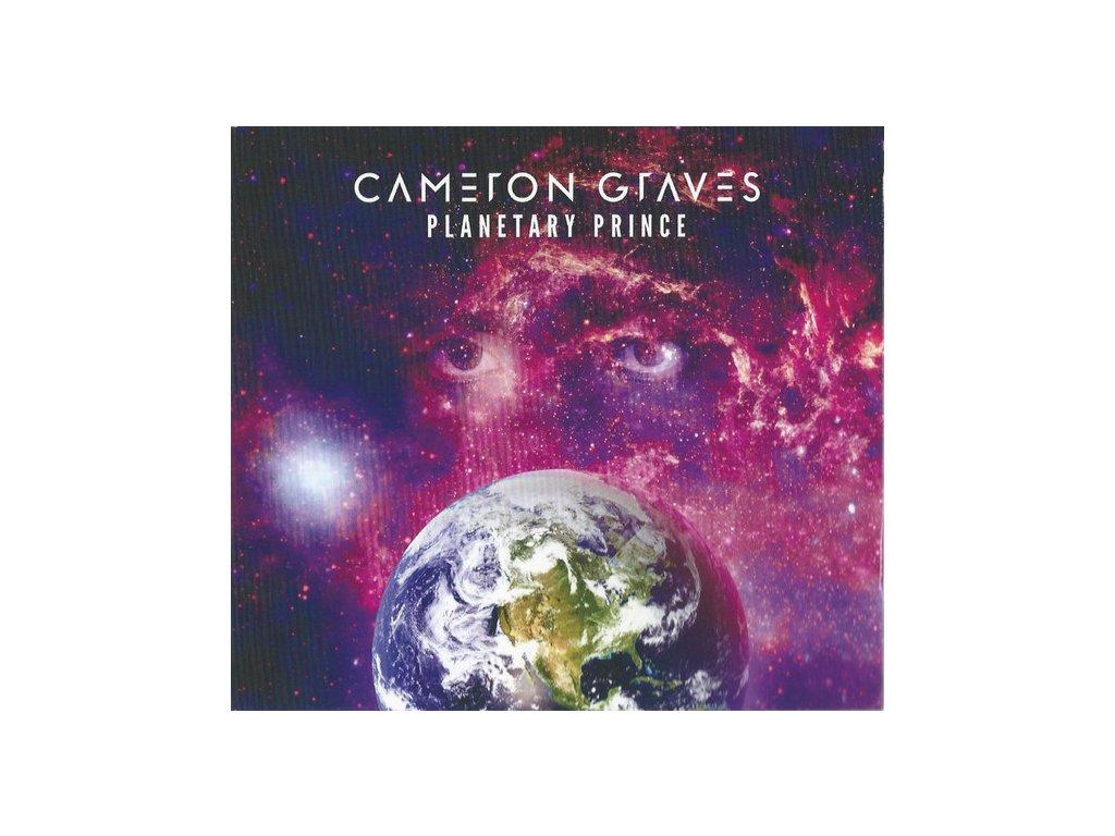 CD: Cameron Graves – Planetary Prince