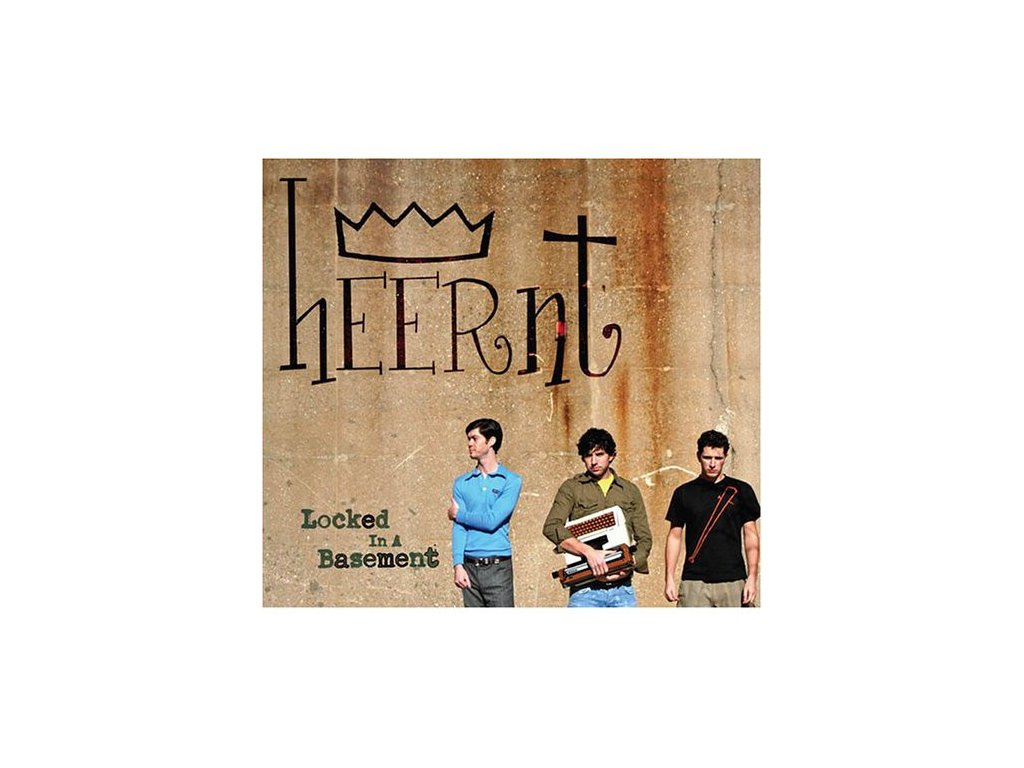 CD: Heernt - Locked In A Basement