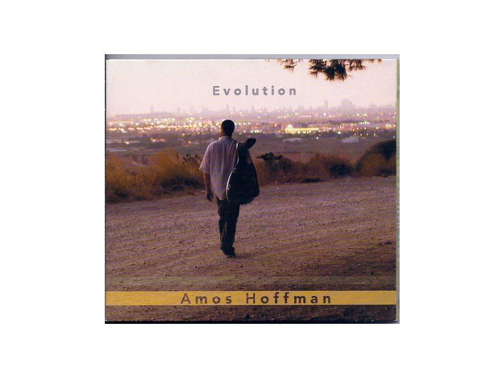 CD: Amos Hoffman – Evolution
