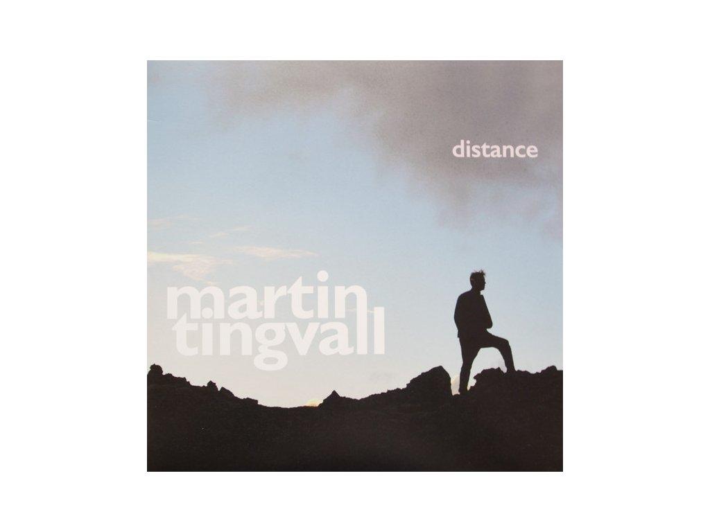 CD: Martin Tingvall – Distance