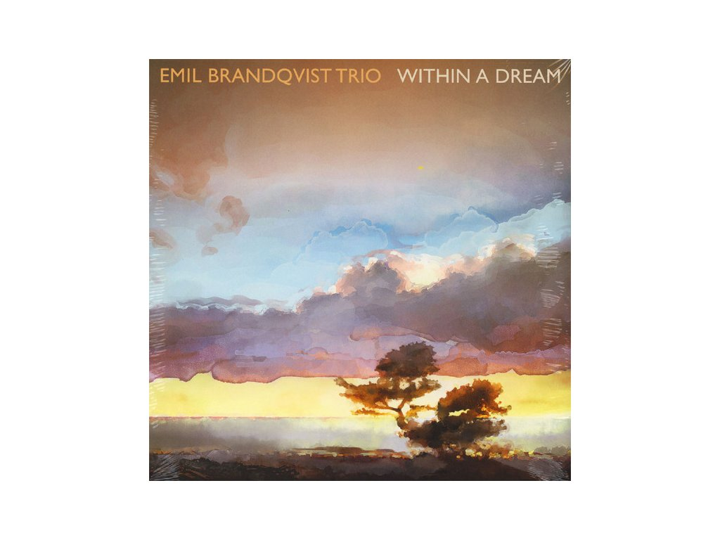 CD: Emil Brandqvist Trio – Within A Dream
