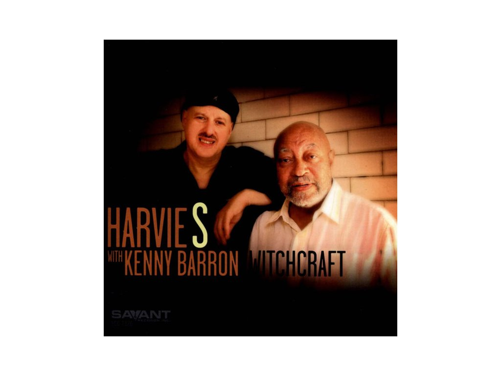 CD: Harvie S with Kenny Barron – Witchcraft