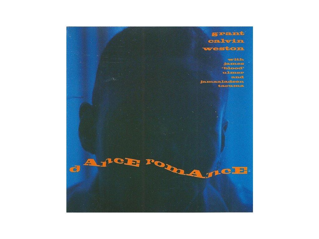 "LP: Grant Calvin Weston* with James ""Blood"" Ulmer* and Jamaaladeen Tacuma - Dance Romance"
